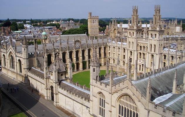 7 World's Best Universities