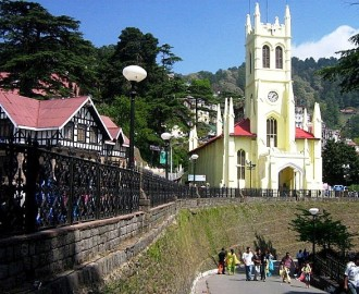 Top 3 Places To Visit Keeping Shimla As The Focal Point