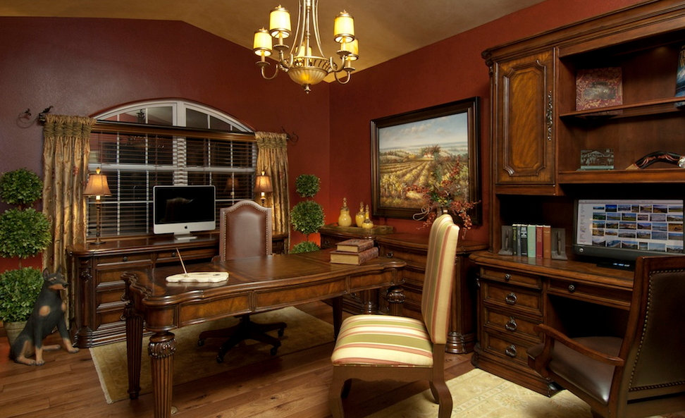 Tips For A Productive Home Office
