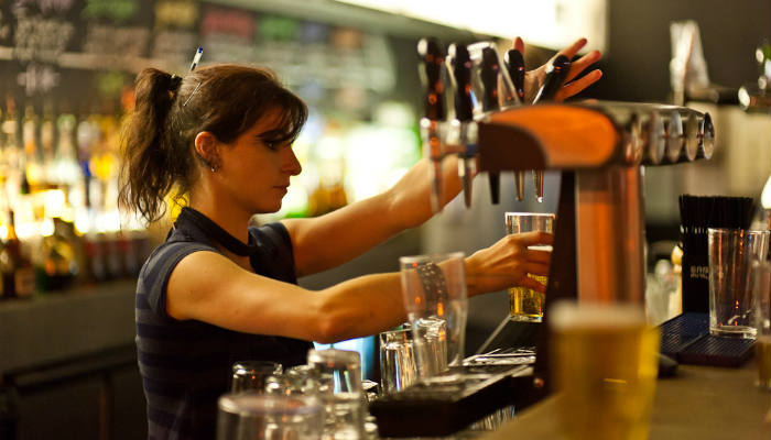 Taste Test All Of The Options At A Craft Beer Bar