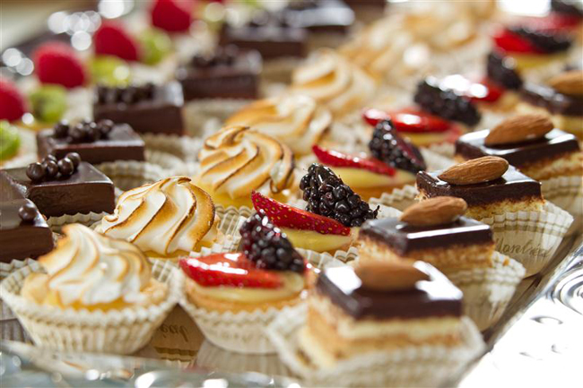 The Top 9 Most Popular Pastries You Can Find At A Bakery