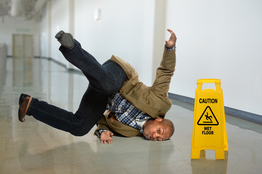 Know How Slip and Fall Case's Settlements/Claim Is Done