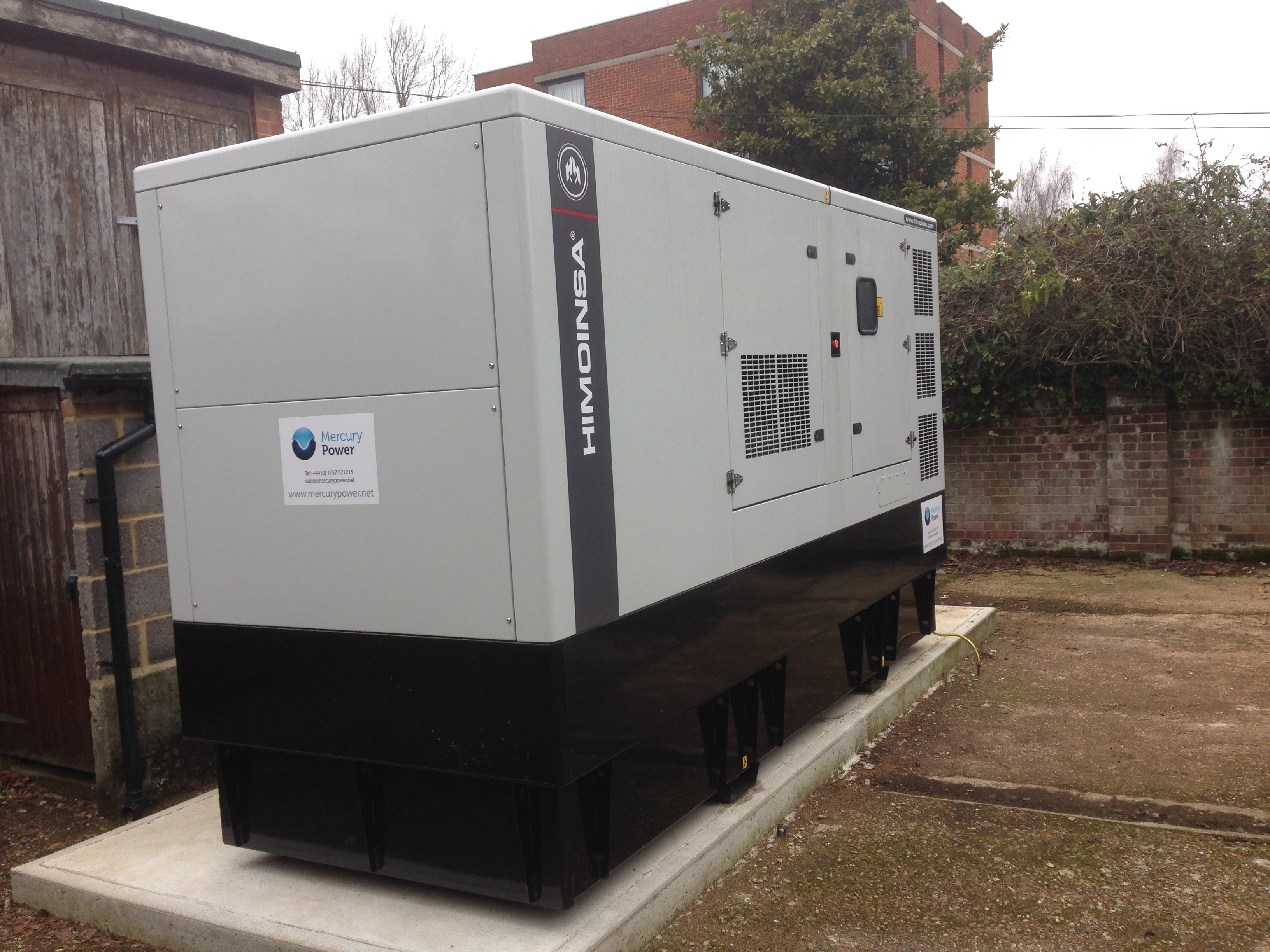 Do I Need Planning Permission For A Standby Power Generator