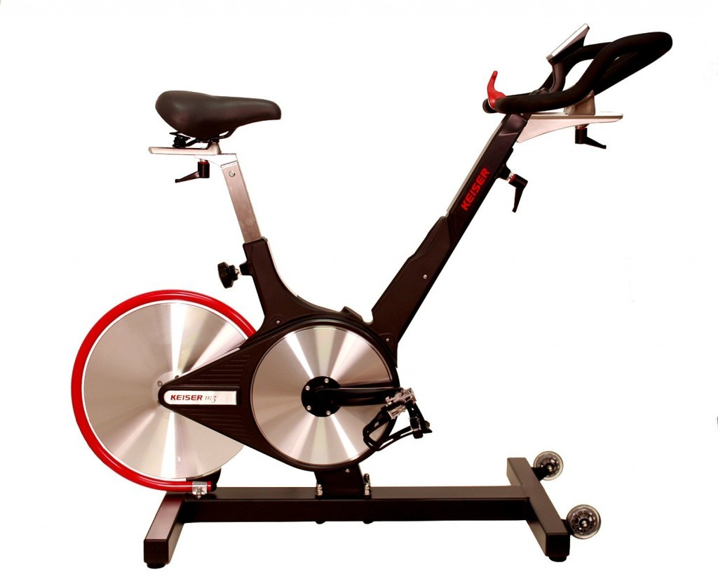 Keiser M3 Plus $1795 - You Destination Home Spinning Bike