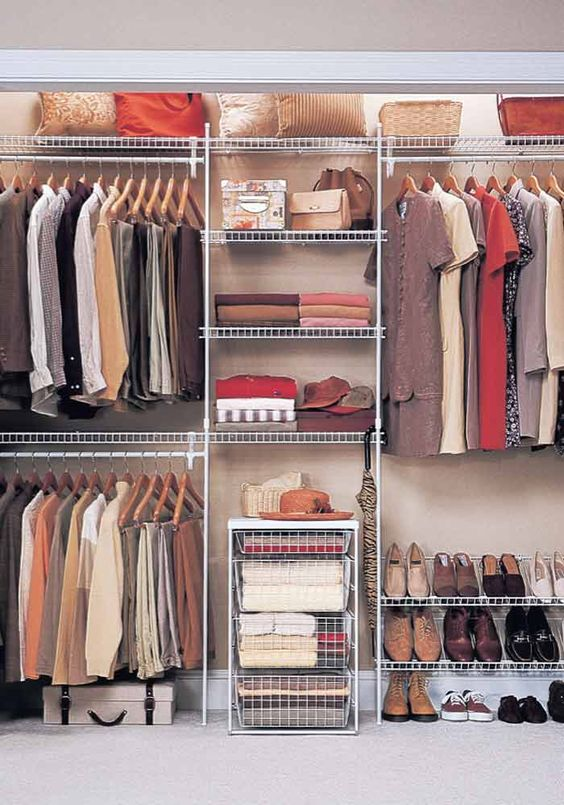 8 Ways To Make Organizing Your Wardrobe A Lot Of Fun