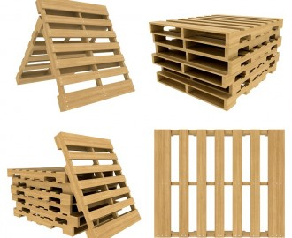 Types and Usage Of Pallet For Shipping