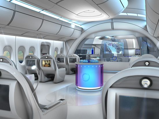 World 39 S Best Aircraft Interior Designs