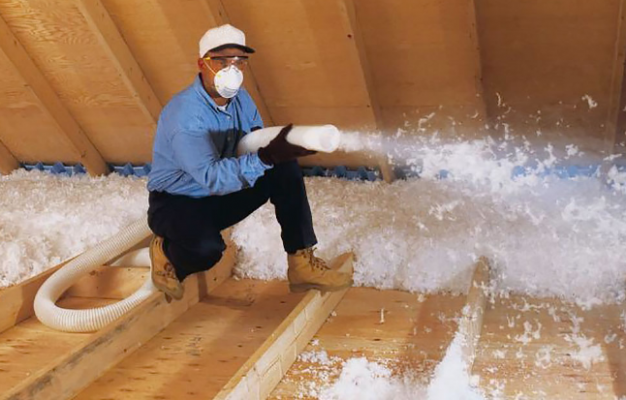 Benefits Of Attic Insulation To A Homeowners & Attic Insulation | Julian Sherman