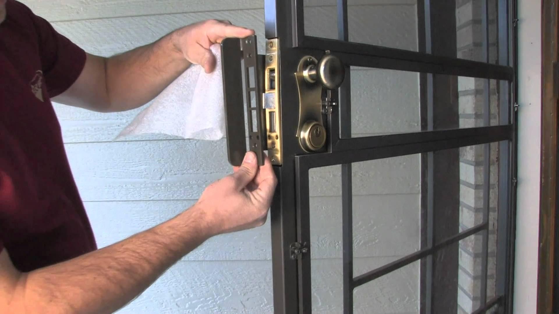 Which door lock should i go for rubansaba
