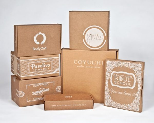 How Custom Printed Packaging Can Be Used For Branding For Business!