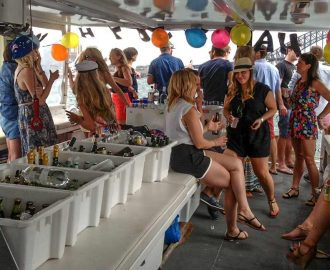 Boat Party Hire --- Make Your Special Event Unforgettable!