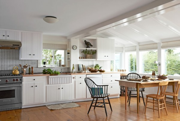 Giving Your Kitchen A Makeover On A Budget