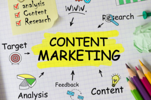 5 Benefits In Developing Content Marketing