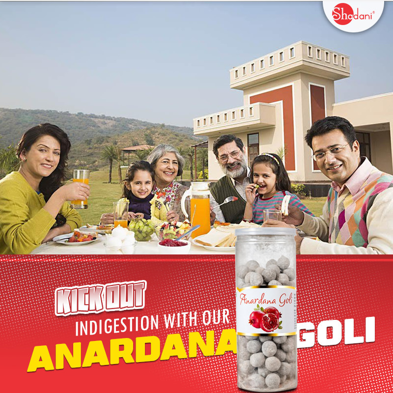 Buy Anardana Goli Online and Enjoy Its Health Benefits