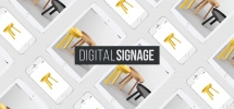 How Do Digital Signs Help Smaller Businesses Rake More Cash?