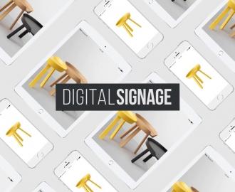 How Do Digital Signs Help Smaller Businesses Rake More Cash?