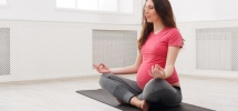 Yoga Can Ease The Pregnancy Procedure