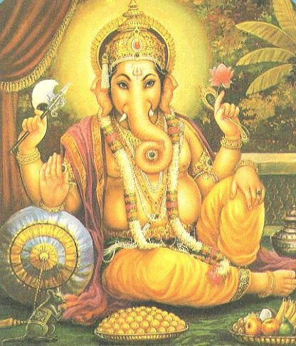 The Implied Meaning Of Various Postures Of Lord Ganesha