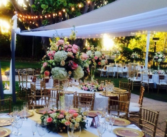 wedding reception catering Miami