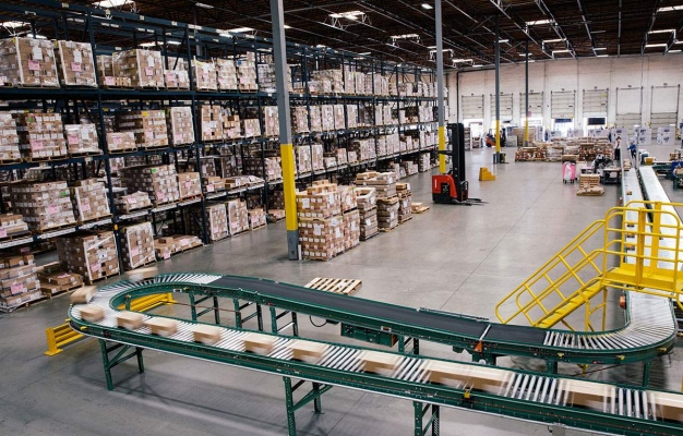 warehousing logistics provider in Miami