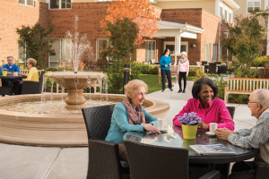 Douglasville retirement communities