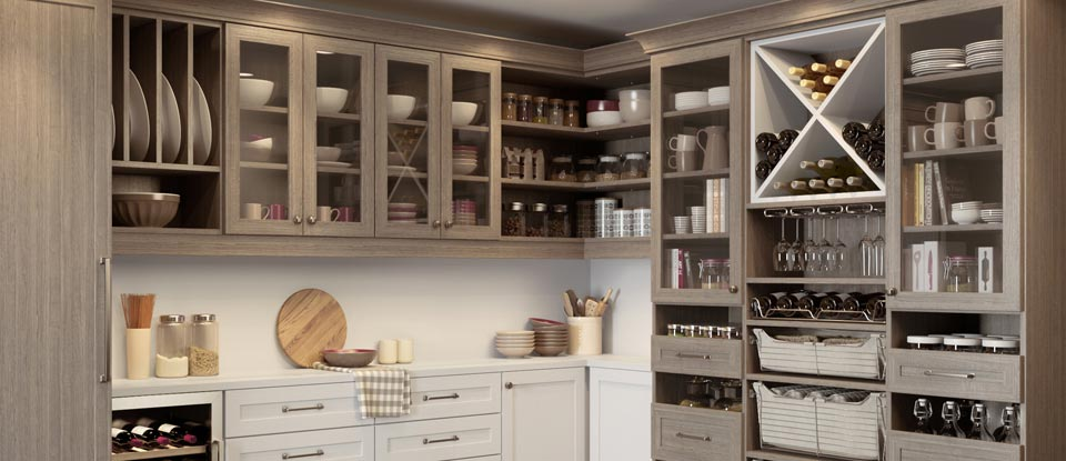 Custom Pantry Design Ideas To Keep Your Kitchen Organized