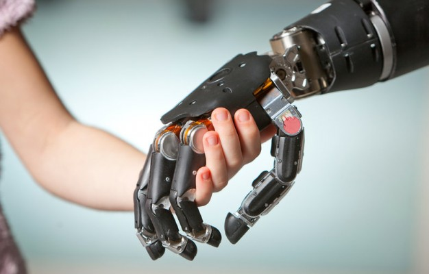Read This IF You Are Using A Prosthetic Hand