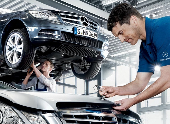 Tips For Caring For Your Mercedes