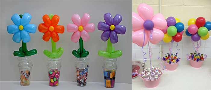 Unimaginable Use Of Balloons For Decoration