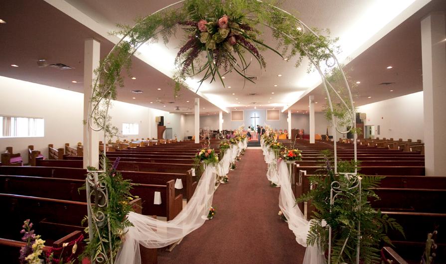 Inspirational Wedding Arrangement