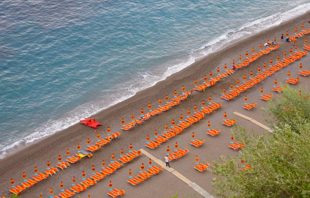 Marina Grande Beach