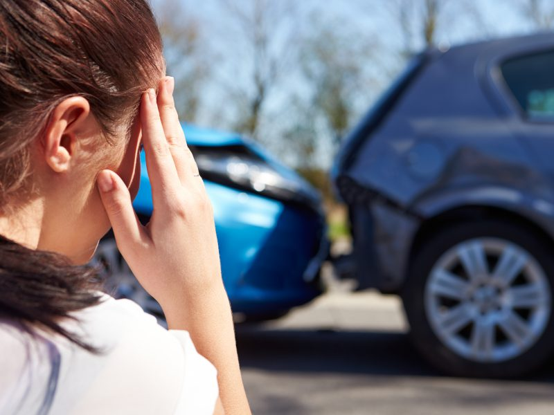 4 Tips For Getting Through A Car Collision