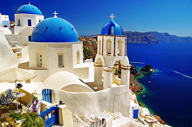 Greece - The Most Attractive Tourist Destination