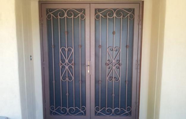 Security Door Implementation