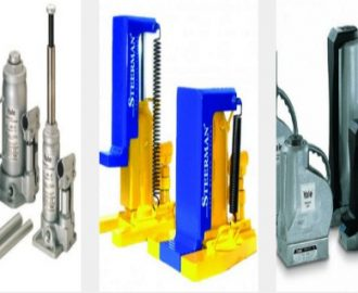 Hydraulic Bottle Jacks and Toe Jacks