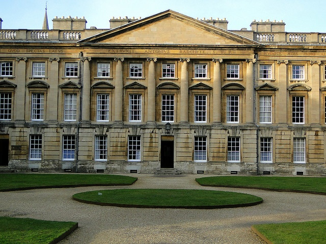 Reinventing The Ancient Classical World - Georgian Architecture In Britain