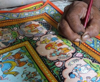 Pattachitra Paintings: An Incredible Art Form Of Odisha