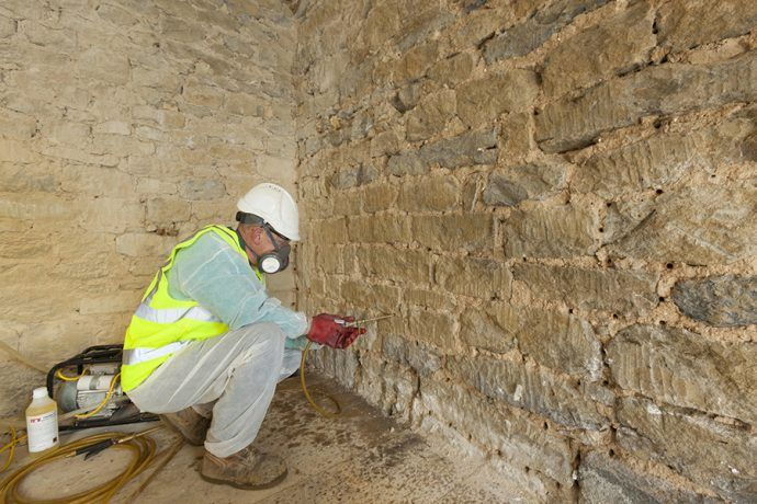 How To Get The Best Damp Proofing Solutions For Your Property?