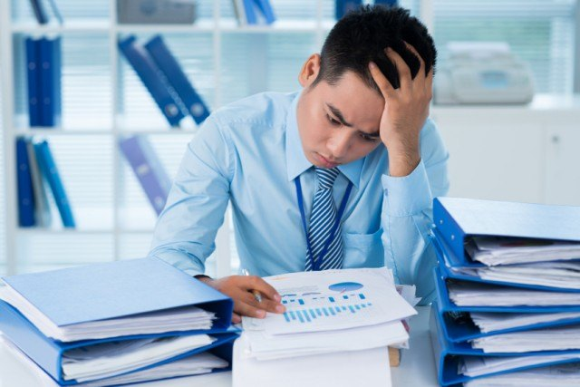 Is Your Job Causing You Stresses?