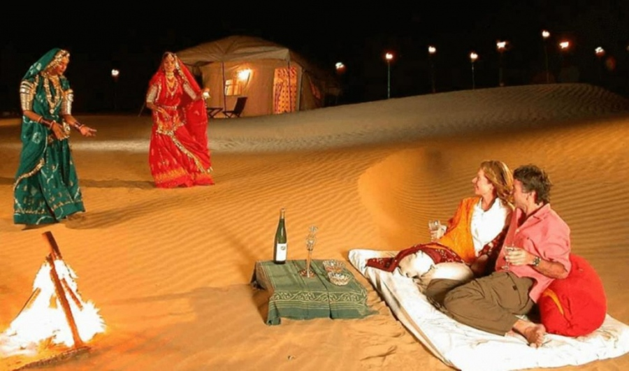 Just A Day Out In Jaisalmer With Royal Taxi Cabs