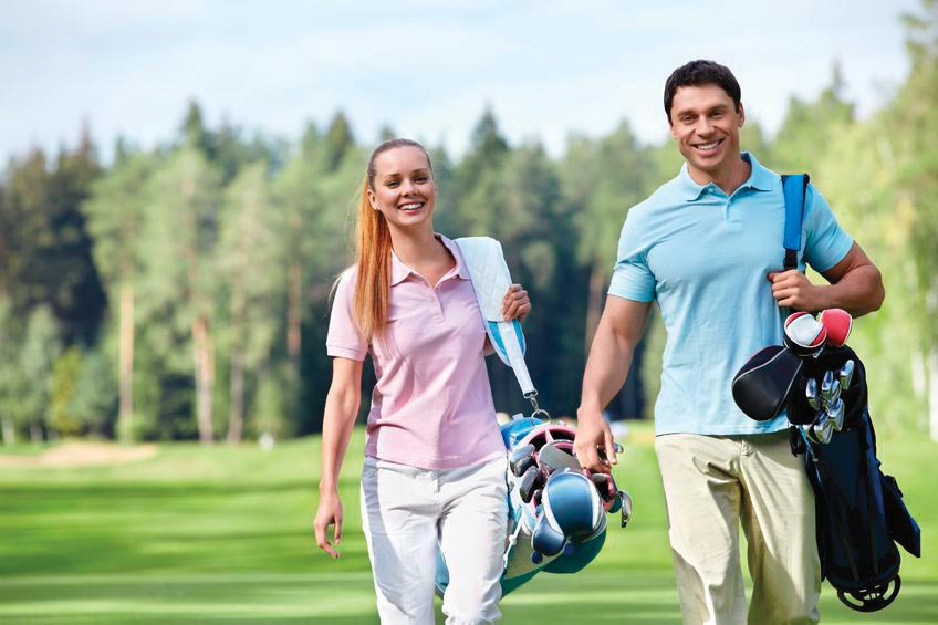 Robert Mims CPA On Golfing Caddies And Golfing Midwest Amenities