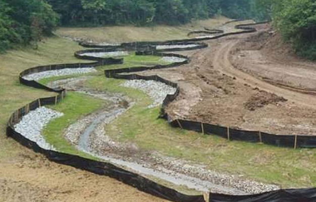 Sediment And Erosion Control