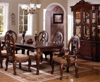 Dining Room Furniture Sets: 3 Helpful Factors To Choose The Right Dining Table For Your New Apartment