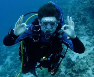 scuba diving in Florida