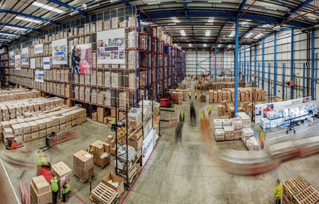 Warehousing logistics miami