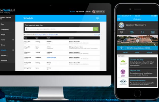 sports management software
