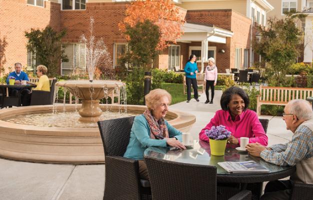 Douglasville retirement communities