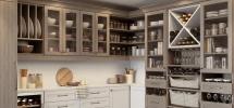 Custom Kitchen Pantry